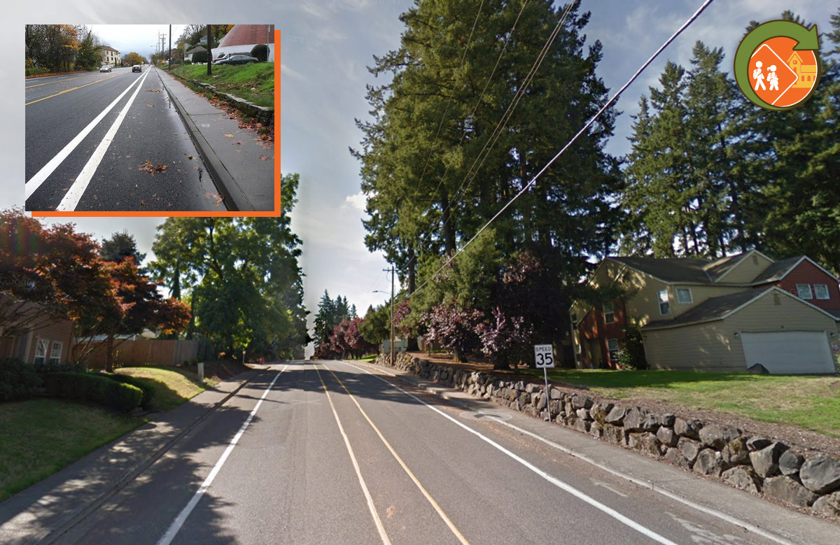 tualatinmovingforward-Fast-Track Projects - 115th Ave from Tualatin Rd to Hazelbrook Rd