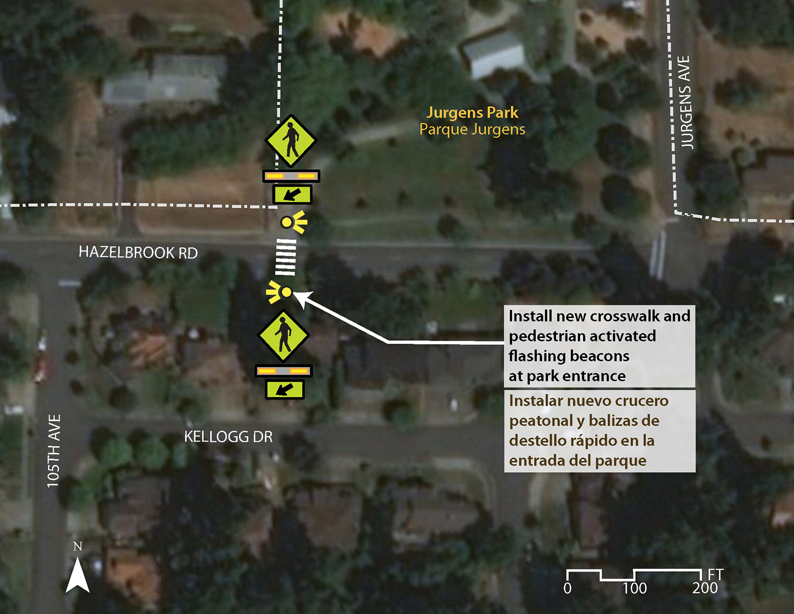 Hazelbrook_Road_map